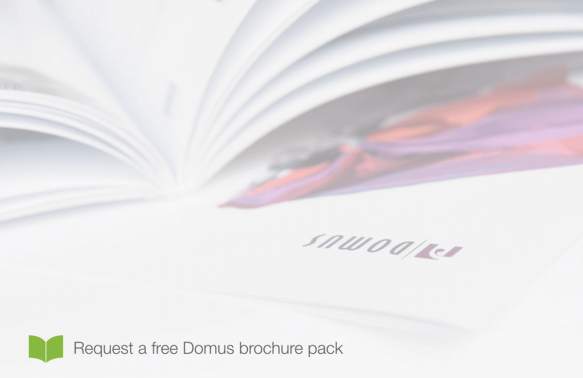Get in touch with Domus Laundry Equipment